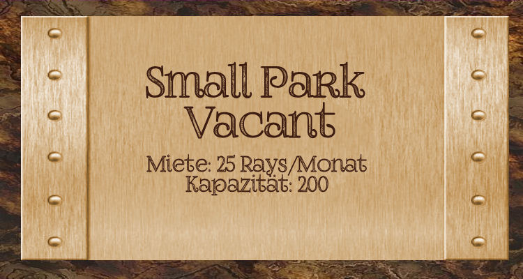 Small Park Vacant